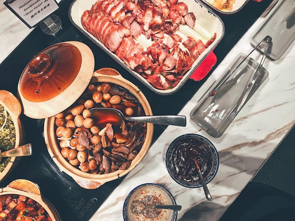 Char Siu Pork at Andaz Shanghai
