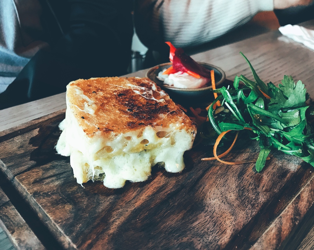 Grilled Cheese at The Nest Shanghai