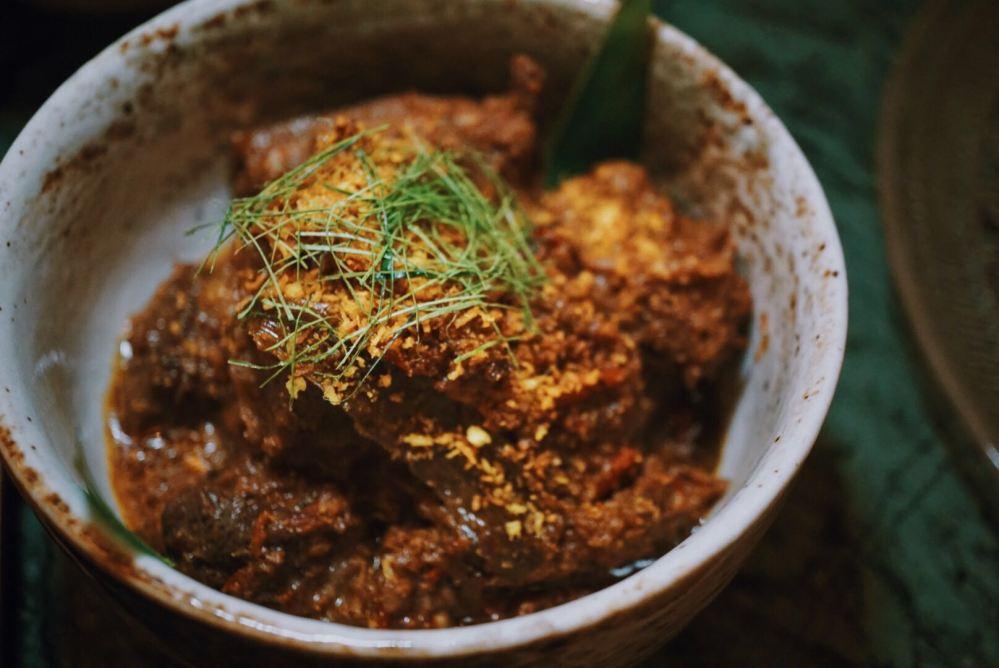 Rendang Candlenut Singapore Peranakan Restaurant