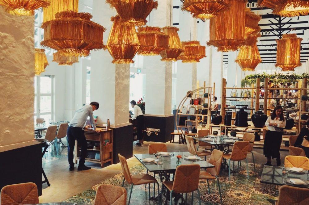 Candlenut Peranakan Restaurant Singapore