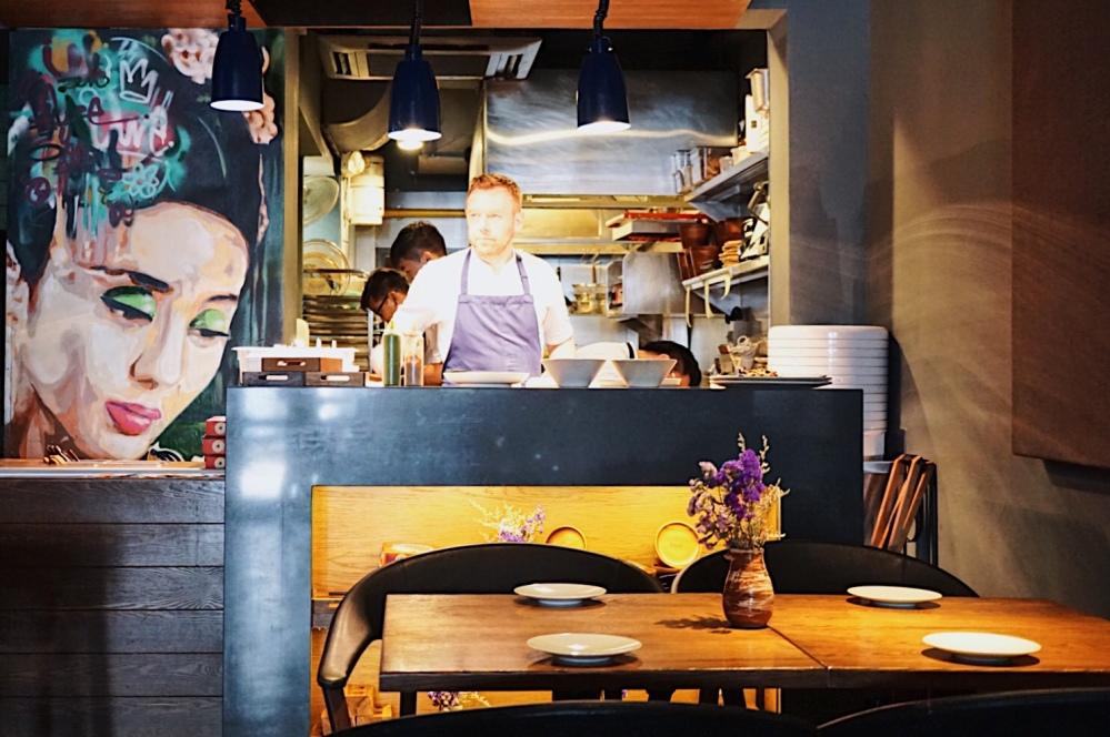 CURE Restaurant Singapore
