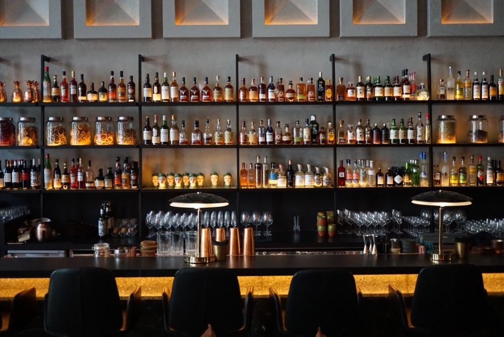The Warehouse Hotel Singapore Lobby Bar